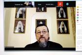 Руководитель Миссионерского отдела Салаватской епархии принял участие в онлайн совещании для руководителей отделов и ответственных за Миссионерское служение в епархиях и благочиниях РПЦ МП