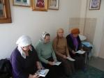 Первая встреча добровольцев к сестринскому служению