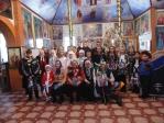 Рождественский праздник для прихожан храма
