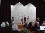 Рождественский спектакль в Психоневрологическом интернате с. Маячный