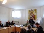 Расширенное совещание Отдела ЦБСС Салаватской епархии