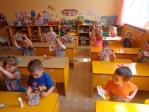 Встреча с воспитанниками детского сада в селе Чуваш-Карамалы