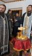 Преосвященнейший епископ Николай совершил Утреню в храме блаженной Матроны Московской Покровского мужского монастыря