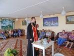 Посещение Дома Престарелых в Преображение Господне