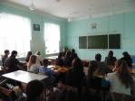 Открытый урок, посвящённый 1000-летию преставления Святого Равноапостольного великого князя Владимира