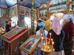 Молебен перед началом нового учебного года в с. Маячный