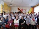 Праздник День Победы в школе с. Маячный.
