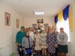 Поздравление страждущих в ПНИ с праздником Пятидесятницы