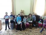 «День защиты детей» в Детском доме г. Кумертау с. Маячный