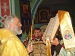 Преосвященнейший Владыка Николай совершил Всенощное бдение в г.Давлеканово