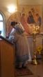Преосвященнейший епископ Николай совершил Литургию в Спасском храме в Медведерово
