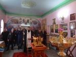 Троицкая родительская суббота в храме при ИК № 4 г. Салават
