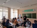Иерей Владимир Быков посетил МБОУ СОШ №12 г. Кумертау