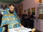 Посещение храма при ФКУ ИК-№4 УФСИН РФ по РБ