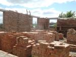 Благоустройство территории храма в селе Антоновка