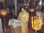 Праздник Крещения Господня в храме Космы и Дамиана с. Нордовка Мелеузовского района