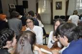 Второй день «Исторической недели» в Воскресной школе Успенского кафедрального собора