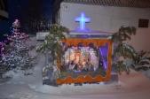 Подготовка к празднику Рождества Христова в с. Раевский
