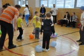 Спортивный семейный праздник «Православная спортивная семья» состоялся в городе Салават