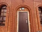 Замена входной двери в Храме Покрова Пресвятой Богородицы села Ерлыково
