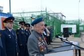 Преосвященнейший епископ Николай принял участие в торжественном мероприятии ИК-4 по случаю Дня Победы!
