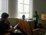 Второе заседание общественного совета села Киргиз-Мияки