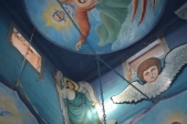 Епископ Николай совершил Литургию в Успенском храме с. Хлебодаровка