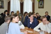 Третий день «Исторической недели» в Воскресной школе Успенского кафедрального собора