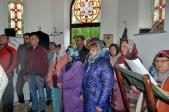 Божественная литургия в с. Купоярово