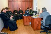 Под председательством Преосвященнейшего Владыки НИКОЛАЯ состоялось совещание координационного совета по организации Первых епархиальных Радонежских чтений