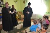 Владыка Николай совершил Божественную литургию в храме с. Ермолаево