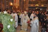 Архипастырское богослужение в праздник Рождества Господа Бога и Спаса нашего Иисуса Христа