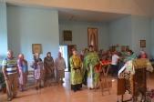Престольный праздник в с. Крымский