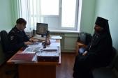 Посещение отдела МВД России по Мелеузовскому району