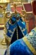 Епископ Николай совершил Всенощное бдение в Казанском храме с. Федоровки