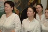 Преосвященнейший епископ Николай принял участие в открытие выставки посвященной 70-летия Троицкого прихода г.Ишимбая