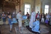 Епископ Николай совершил Божественную литургию в Никольском храме села Шестаево