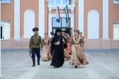"""В г. Кумертау завершился фестиваль """"Казачий спас"""""""