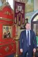 Депутат государственной думы посетил Успенский храм в Чишмах