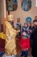 Преосвященнейший епископ Салаватский и Кумертауский НИКОЛАЙ совершил Божественную литургию в Троицком храме с. Бижбуляк Бижбулякского района