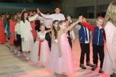 В Ледовом Дворце спорта в Салавате прошел III Епархиальный ежегодный молодежный Бал (доп. фото, видео)