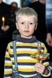 Великое повечерие с чтением Великого канона прп. Андрея Критского в Иоанно-Предтеченском храме г. Кумертау
