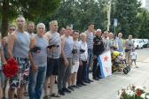 Клирик Успенского собора принял участие в праздновании Дня Военно-Морского Флота в г. Салавате