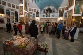 Архипастырское служение в Великую Субботу, в праздник Благовещения Пресвятой Богородицы