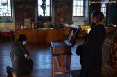 Ковчег с мощами Киево-Печерских святых в г.Мелеузе