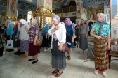 Преосвященнейший епископ Николай совершил парастас в Успенском кафедральном соборе
