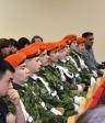 «Посвящение в студенты» в филиале МГУТУ г. Мелеуза