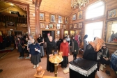 Преосвященнейший Владыка Николай совершил Великое повечерие с чтением Великого канона Андрея Критского в Богородичном храме мкрн. Мусино