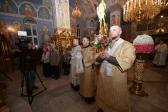 Архипастырское служение в Светлое Воскресение Христово