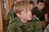 Новости со второго слёта казачьих кадетов. Первые дни